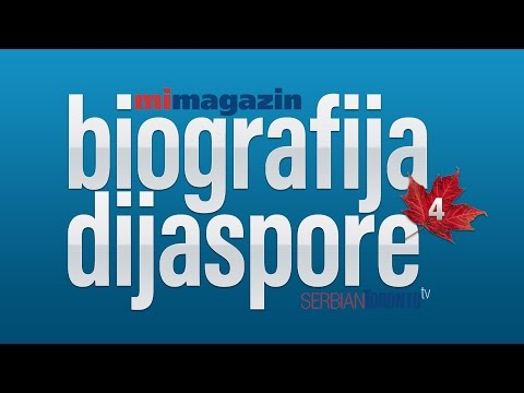 Serbian Toronto Television - Season 3 Episode 4 - Srpska Televizija Toronto