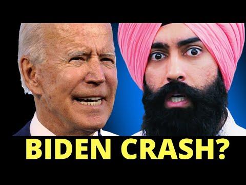 Will The Stock Market CRASH Under Joe Biden