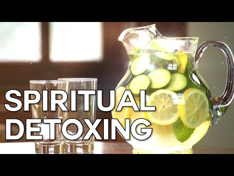 Spiritual Detoxing - Swedenborg and Life
