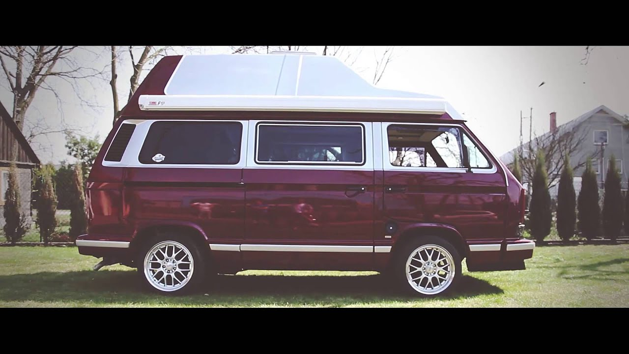 vw t3 westfalia 1991 youtube. Black Bedroom Furniture Sets. Home Design Ideas