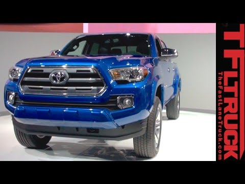 Top 5 Brand New Trucks For 2016 Beyond We Re Dying To Drive