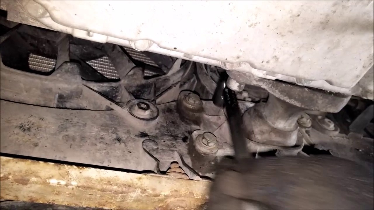 audi 80 b3 крепление передней опоры двигателя