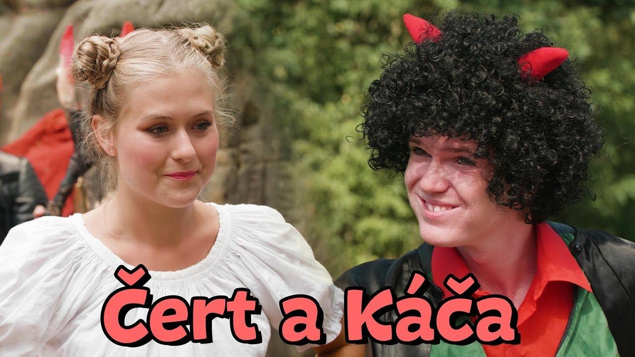 Download Štístko a Poupěnka - Čert a Káča