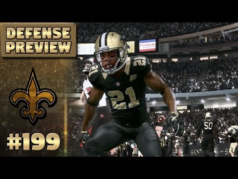 S5 Defense Preview + Depth Chart | Madden NFL 17 New Orleans Saints Franchise Ep. 199