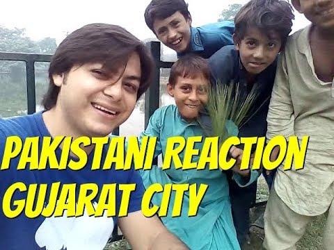 First Impression on Gujarat state 2017 | Pakistani Reaction | पाकिस्तानी प्रतिक्रिया गुजरात शहर