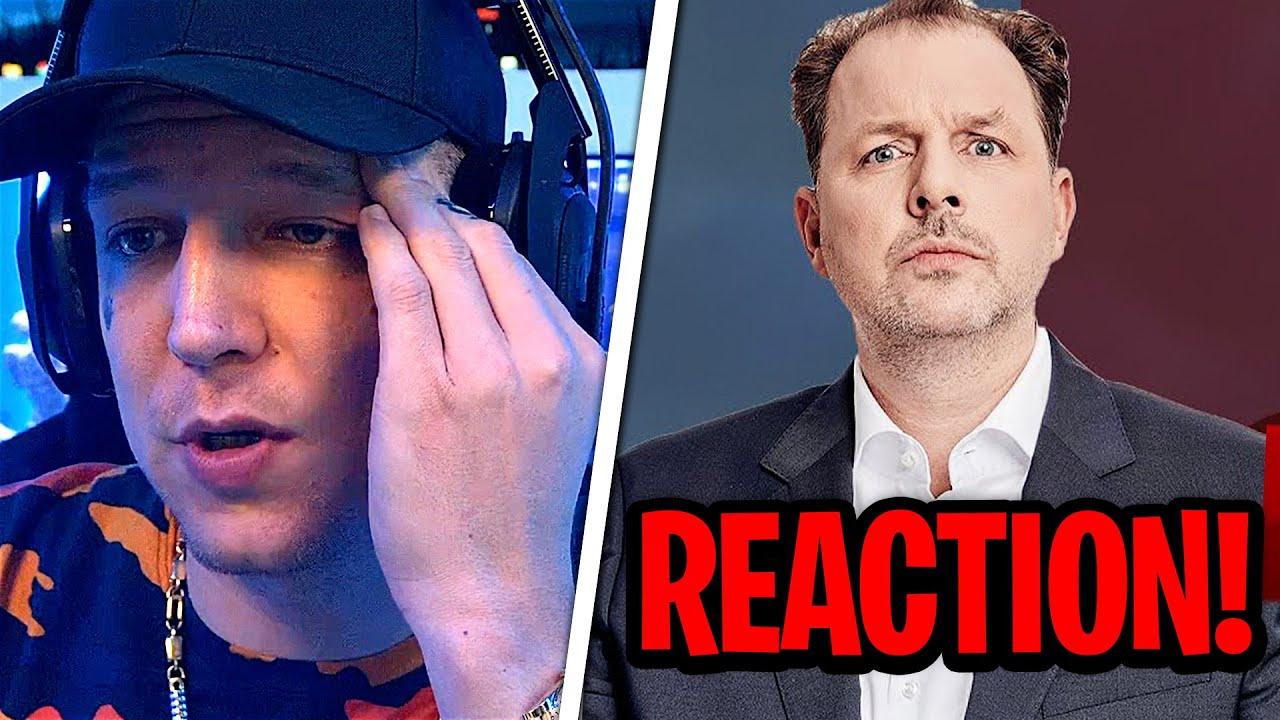 REAKTION auf Fliehen Twitch-Stars vor Rundfunklizenz ins Ausland?😱 MontanaBlack Reaktion