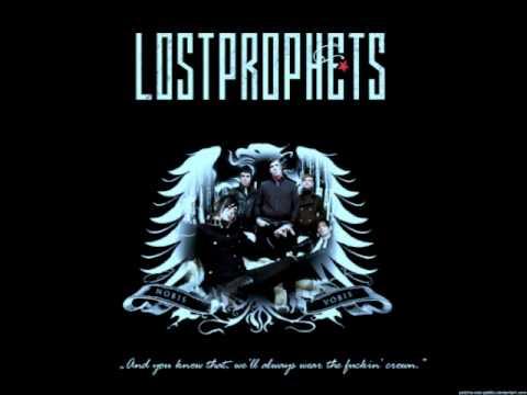 lostprophets - cry me a river [HQ]