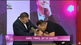 Teo Show (07.11.2019) - Aurel Tamas, sef de santier!