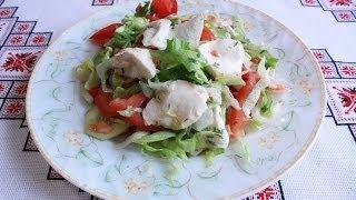 Салат с моцареллой Салаты без майонеза овощные салаты салат из капусты салати салат из салата