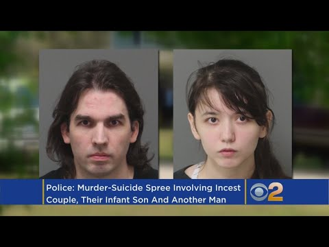 Accused Incest Couple, Their Infant Dead In Apparent Multi-State Murder-Suicide from YouTube · Duration:  1 minutes 30 seconds