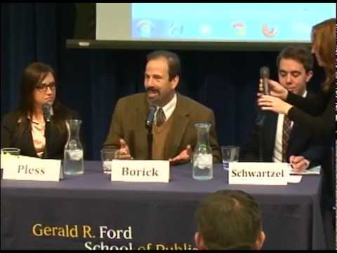 .@fordschool - Shale gas and fracking: Issues for state and local governance panel