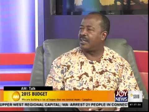 2015 Budget - AM Talk (19-11-14)