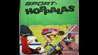 """Sport Funnies"" - Sport Hoppalas, Philips 1996"