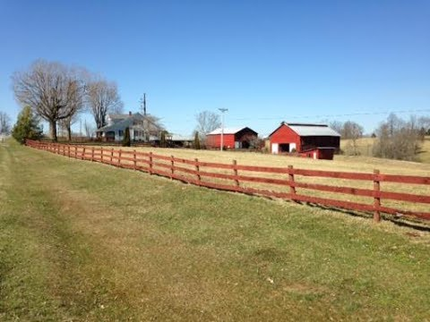 Your Homestead:  Fencing 101