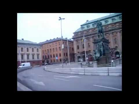 Stockholm Eski shahar