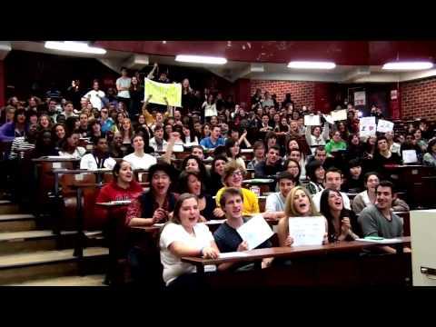LipDub  Sorbonne paris 1 - Coldplay Viva La Vida