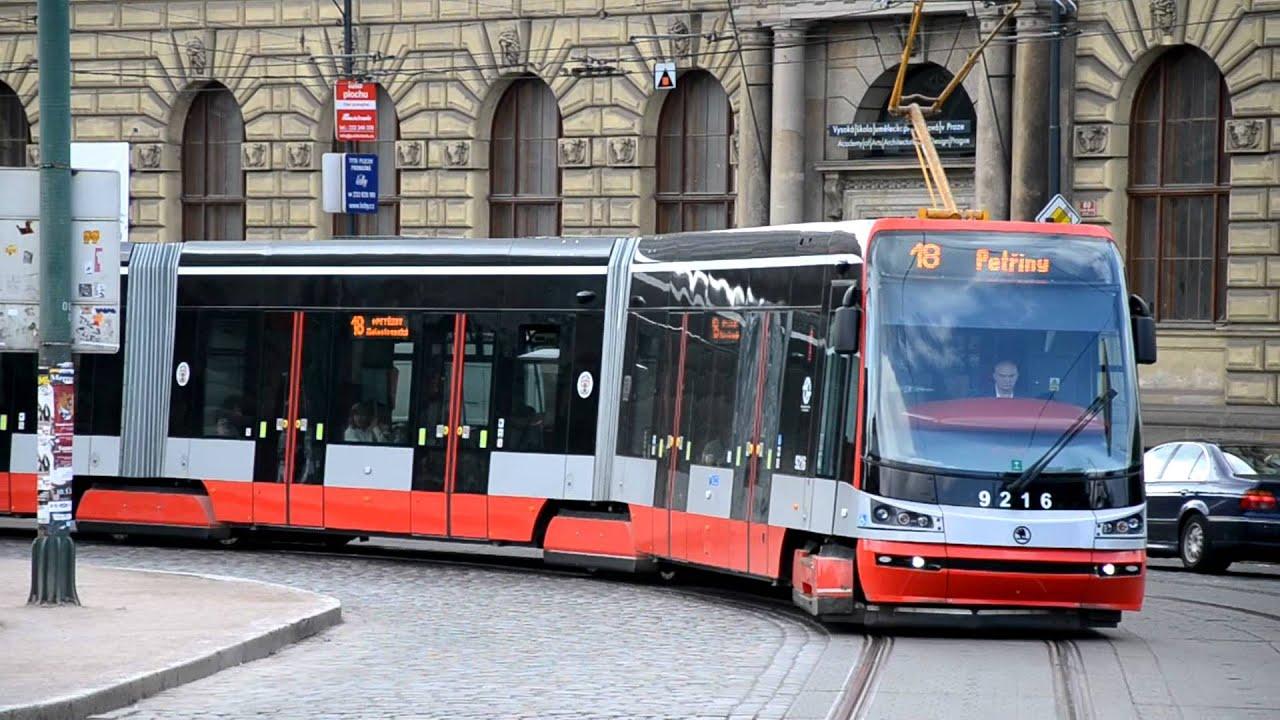 skoda tram 15t
