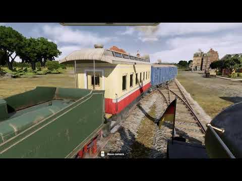 Railway Empire Berlin to Klagenfurth |