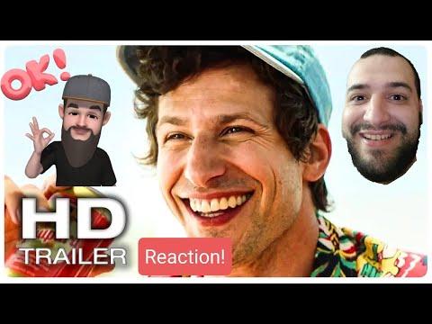 Palm Springs Trailer reaction!! comedy movie 2020