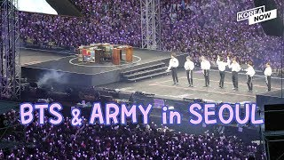 BTS meets ARMY in SEOUL