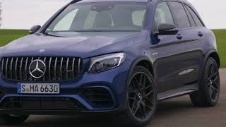 2018 Mercedes-AMG GLC 63 - First Drive Video Review