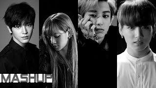 Video NCT 127/EXO/BTS/BLACKPINK - Back 2 U/Baby Don't Cry/Hold Me Tight/Stay ( MashUp ♪ ) download MP3, 3GP, MP4, WEBM, AVI, FLV Maret 2018