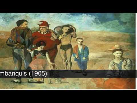 Los mejores cuadros de Picasso