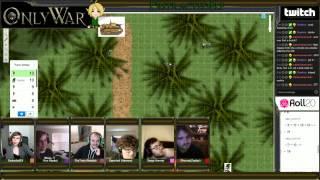Only War, Episode 1: Arrival