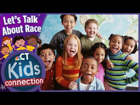 Kids Connection - Let's Talk About Race | An Episode About Friendship And Using Your Voice For Good