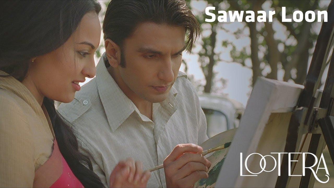 """'SAWAAR LOON' ~ Full Video Song *HD* _ """"Lootera"""" _ Ranveer Singh, Sonakshi Sinha,"""