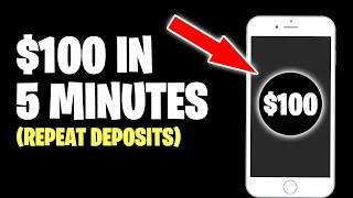 My #1 way of making money online: https://www.funnelfromhome.com/earn500 ryan hildreth (@ryan hildreth) reveals how to get paid $100 in 5 minutes and ...