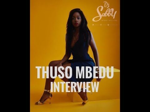 #TheBestLifeTV: Actress  Thuso Mbedu Talks Emmy Nomination and talks about her challenges growing up