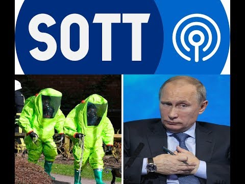Behind the Headlines: Skripal Spy Poisoning - Disinformation War Against Russia