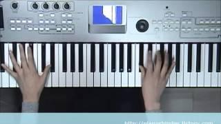 총리와 나(Prime Minister and I) OST 피아노 연주곡(Bbm Key) by 천정아