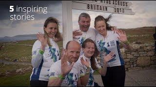 Deloitte Ride Across Britain 2017 – 5 inspiring stories