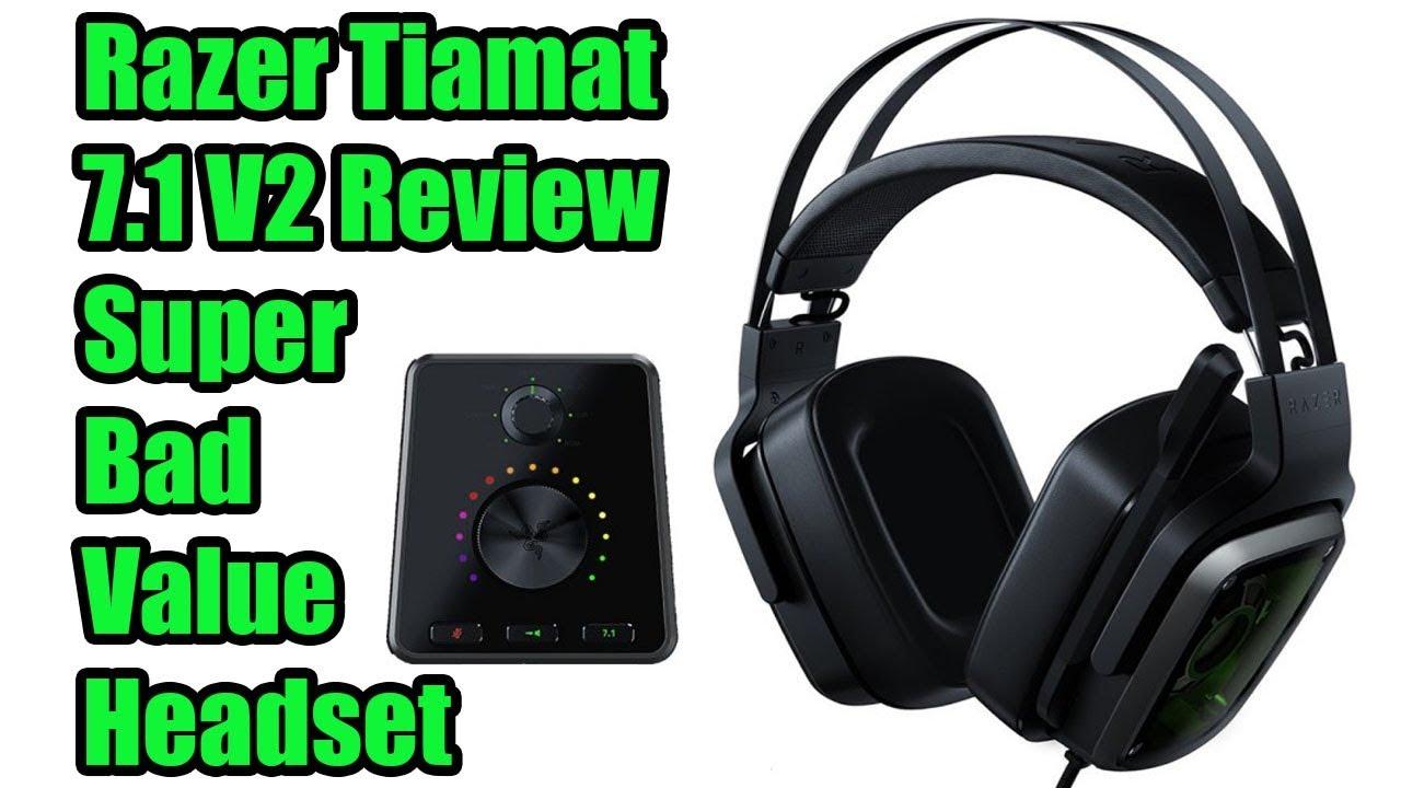 Razer Tiamat 7.1 V2 | Recensione - Nexthardware