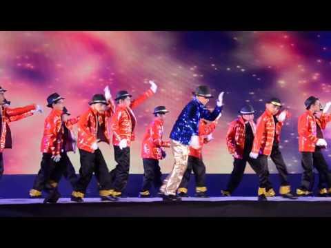 Michael Jackson Dance - NHPS Annual Day 2016-17