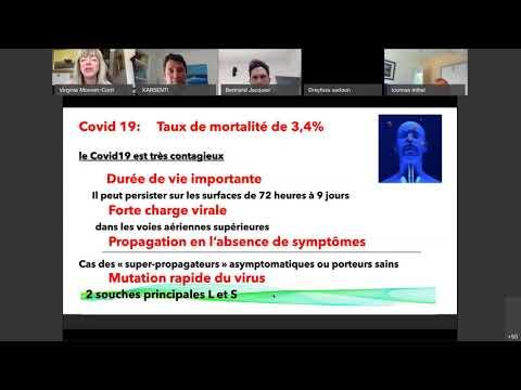 COVID-19 et les soins dentaires d'urgence