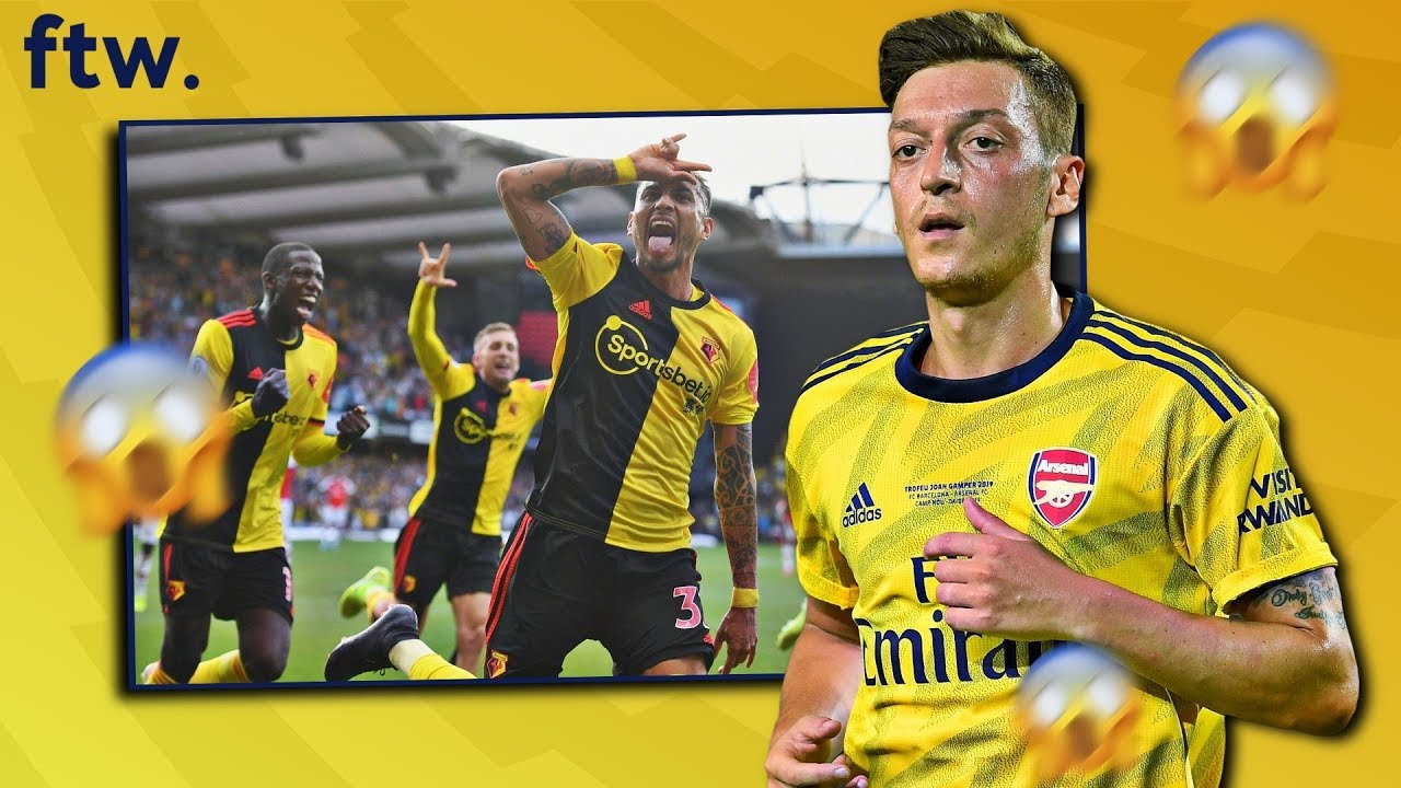 IT'S TIME TO TALK ABOUT ARSENAL (FTW)