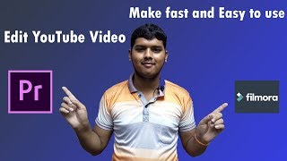 Use Easy Video Editing Software | Make YouTube Video professionally | Starting YouTube Channel