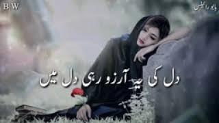 Kash Ke tum wafa nibha lete   Sahir Ali Bagga   New Whatsaap Status   YouTube