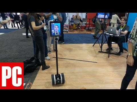 Double 2 Telepresence Robot Is Faster, More Stable
