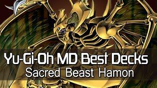 Yugioh MD (Millennium Duels) Best Decks: Sacred Beast Hamon