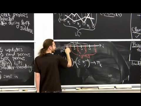 Dynamic Graphs III - Advanced data structures