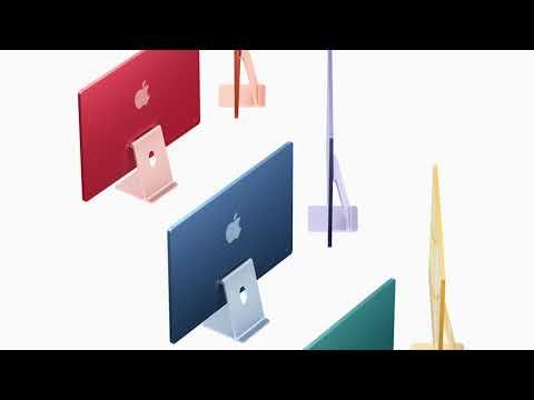 Musique de la pub   Apple iMac 2021