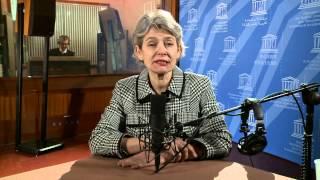 Video mensaje de la Directora General de la UNESCO con motivo del Día Mundial de la Radio