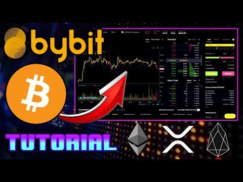 ByBit Exchange Tutorial: How To Long Or Short Bitcoin | Leverage Trading [Review]