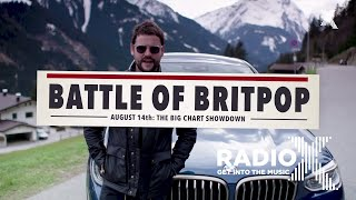 Blur VS Oasis | The Battle of Britpop | Radio X