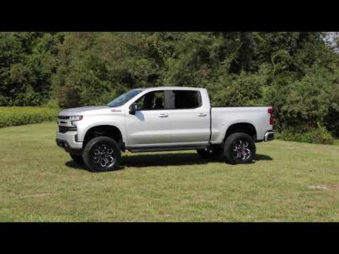2019 Chevrolet Silverado 1500 HD2 Steps by Rough Country