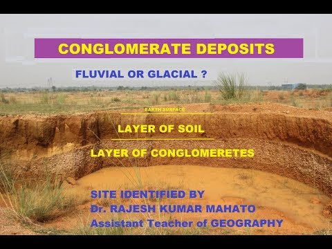 CONGLOMERATE DEPOSITS